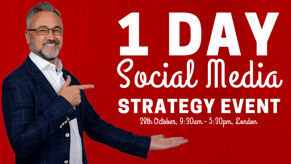 Social Media Strategy Event