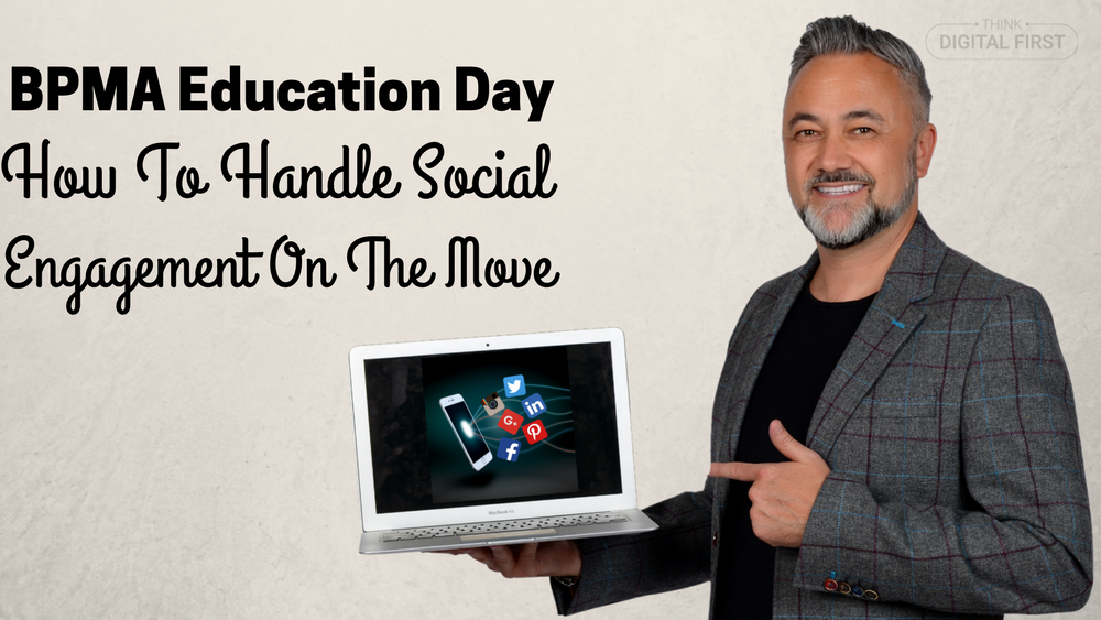 How to handle social engagement on the move