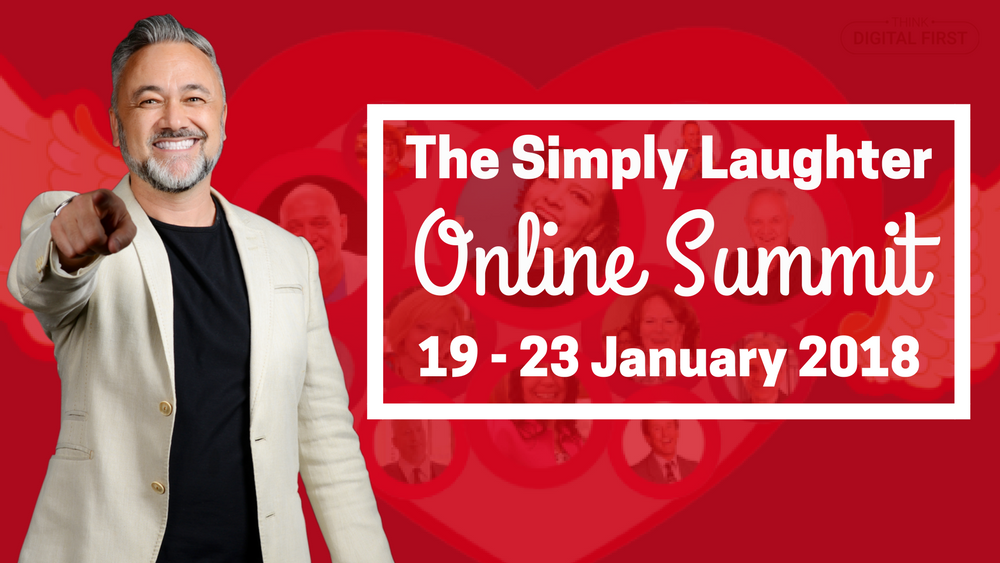 Simply Laughter Online Summit January 2018