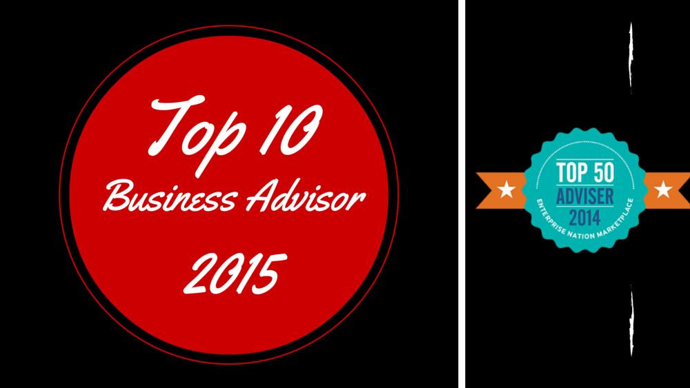 Top 10 Business Advisor 2015