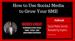 How to Use Social Media to Grow Your SME