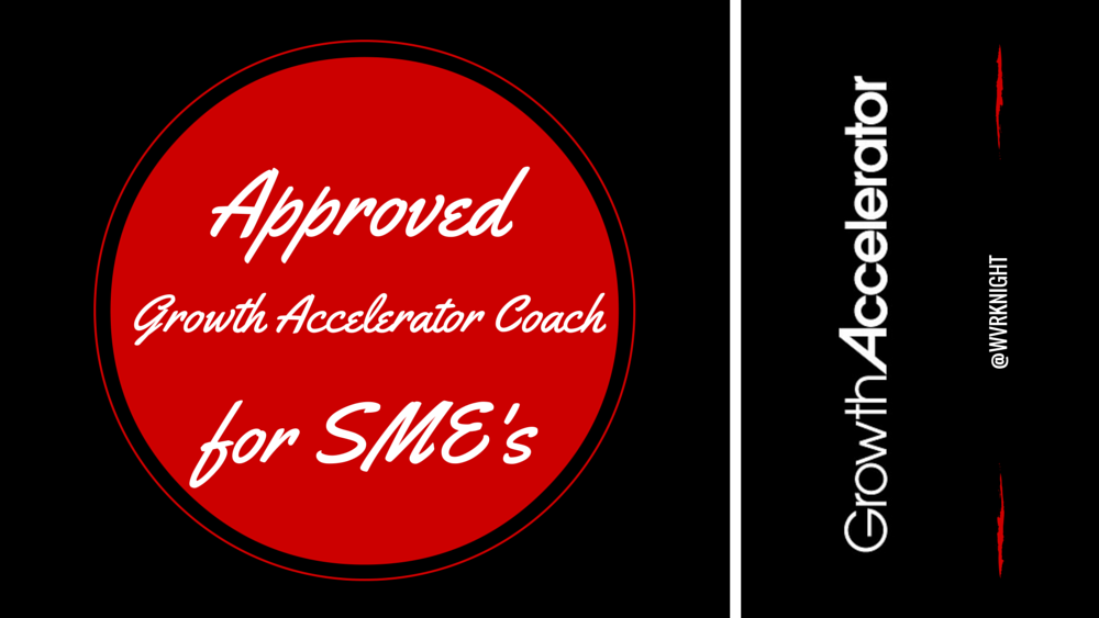 Approved Growth Accelerator Coach for SME's