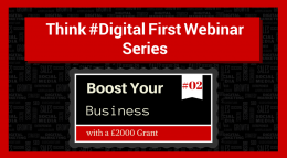 Boost Your Business with a £2000 Grant