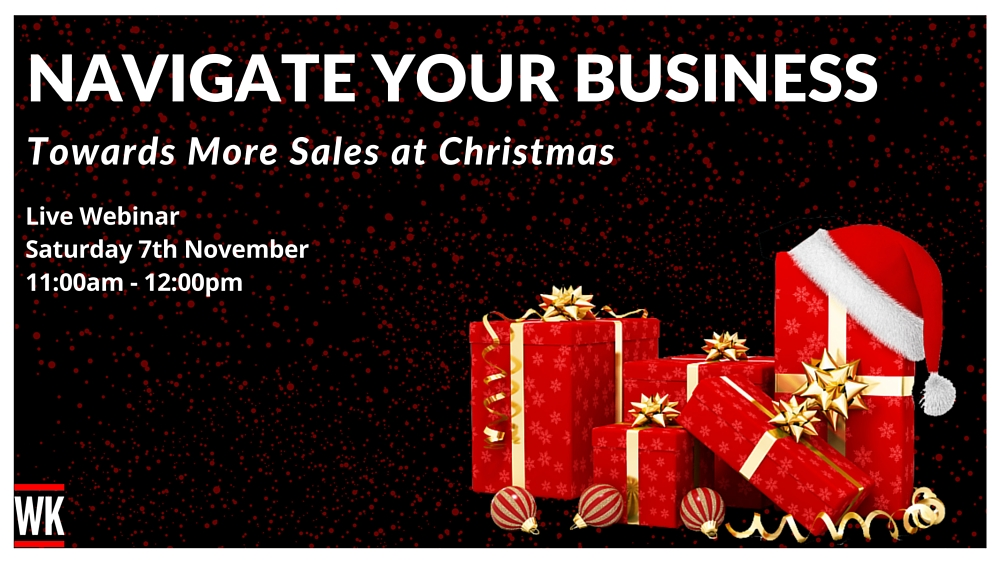 navigate your business towards more sales at christmas - Christmas Eve Sales