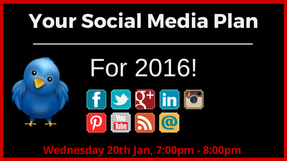 Your Social Media Strategy for 2016 (3)