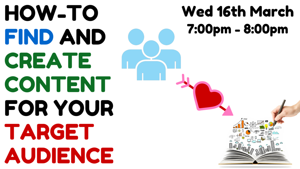 How-to Find and Create Content For Your Target Audience