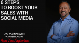 6 Steps To Boost Your Sales Using Social Media (2)