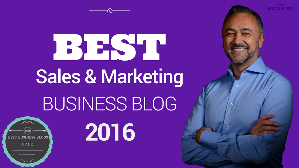 Best marketing business blog
