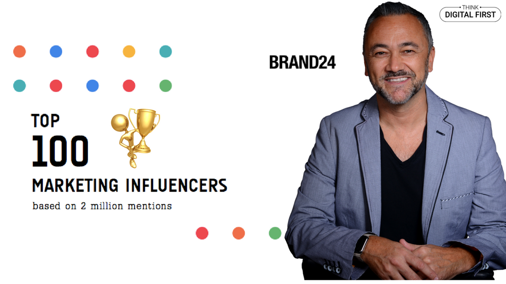 Top 100 Global Marketing Influencer
