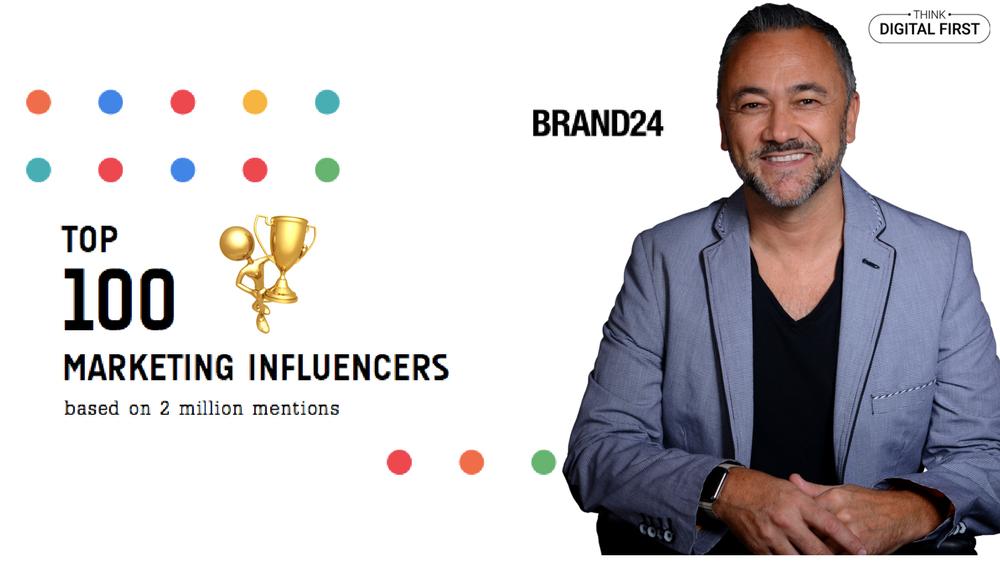 Top 100 Global Marketing Influencer