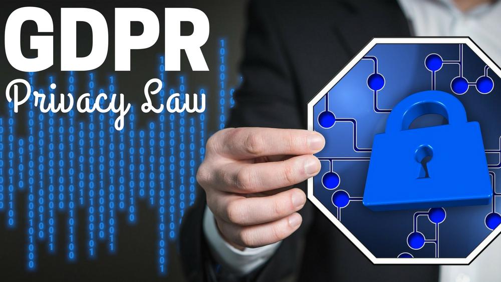 GDPR Privacy Law