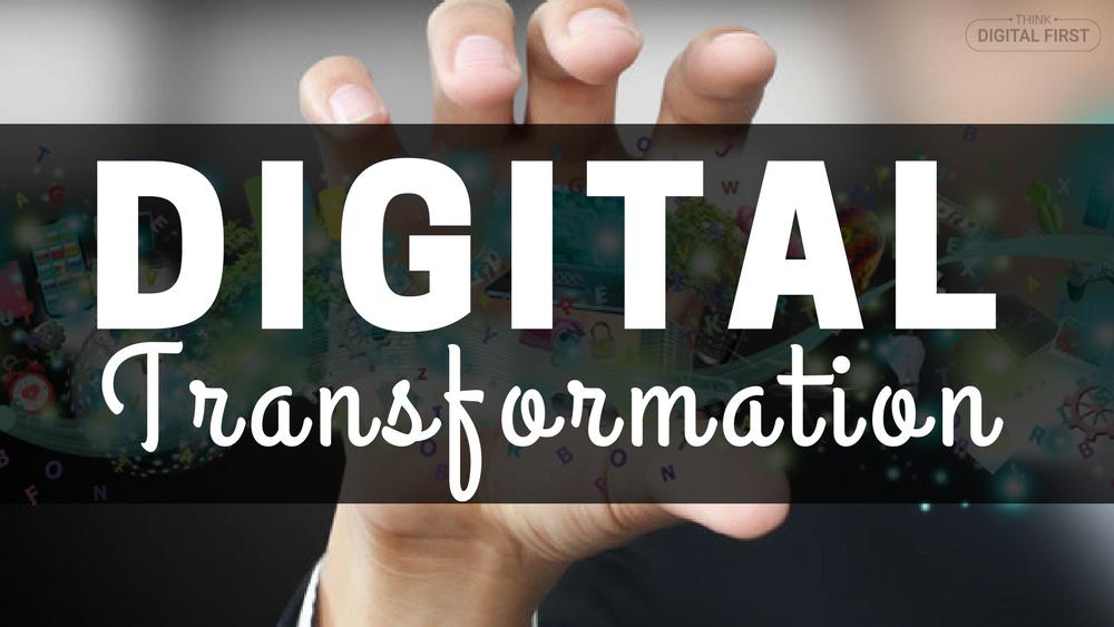 The Digital Transformation Battle Between Sales & Marketing