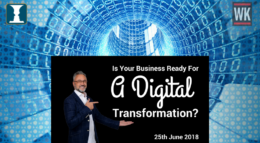 IS YOUR BUSINESS READY FOR A DIGITAL TRANSFORMATION