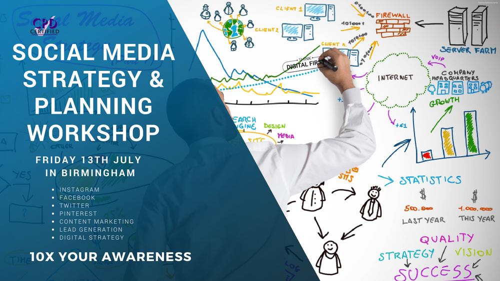 Website - Social Media Workshop