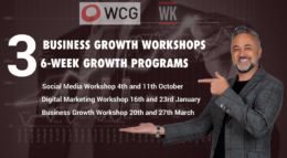 WCG WK Training business growth warwickshire