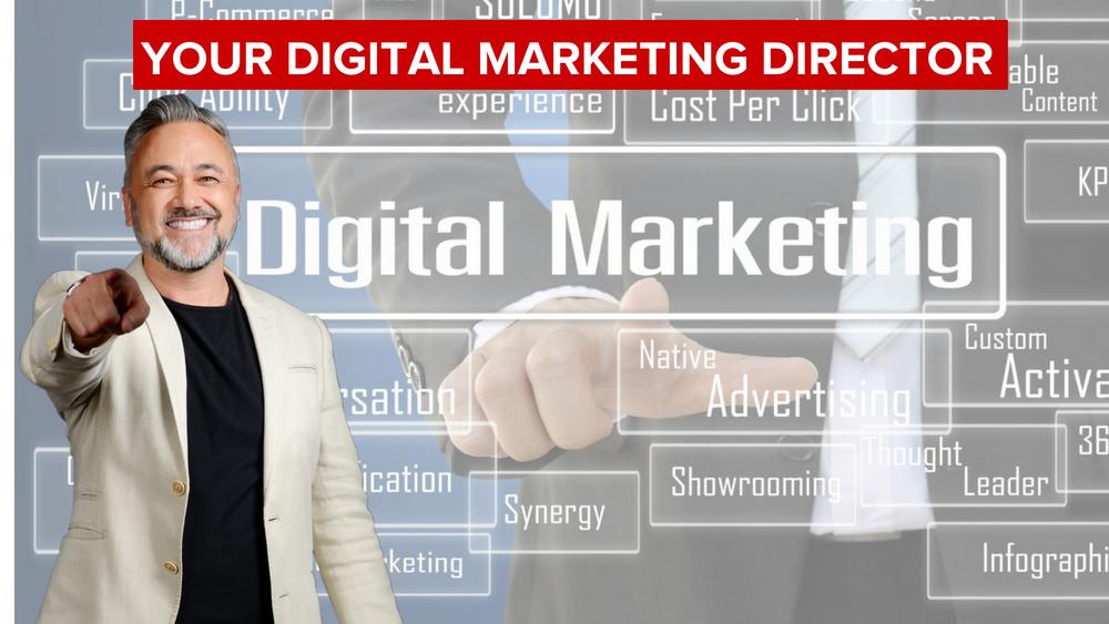 Your Digital Marketing Director
