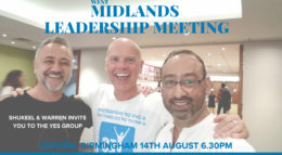 BIRMINGHAM LEADERSHIP MEETING