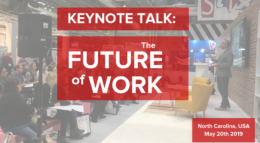 Keynote speaker digital transformation USA - May 2019