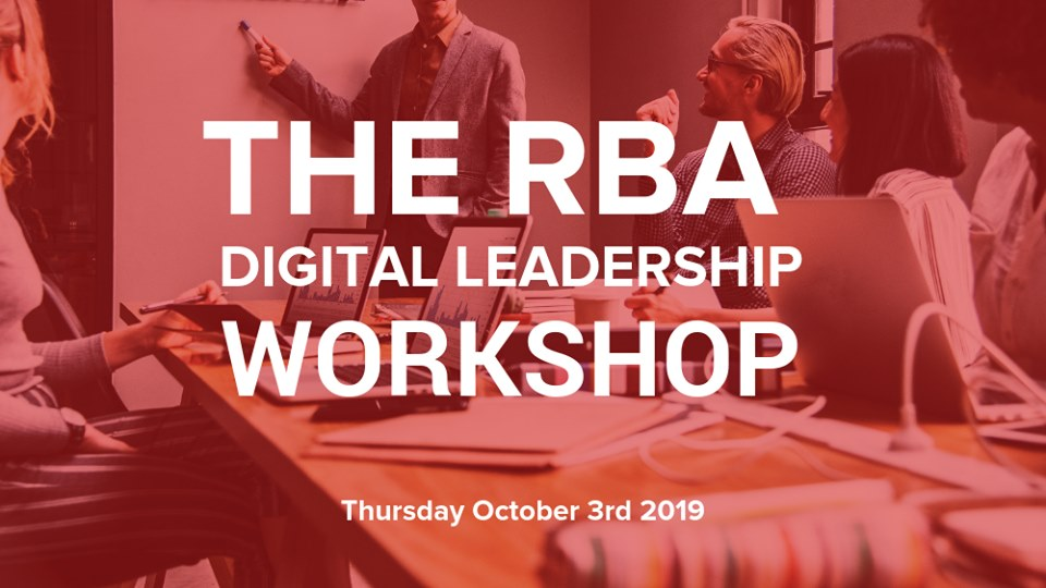 Resource - RBA Digital Leadership Workshop