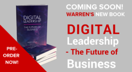 New Book - Digital Leadership - The Future of Work