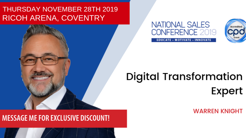 National Sales Conference Nov 2019