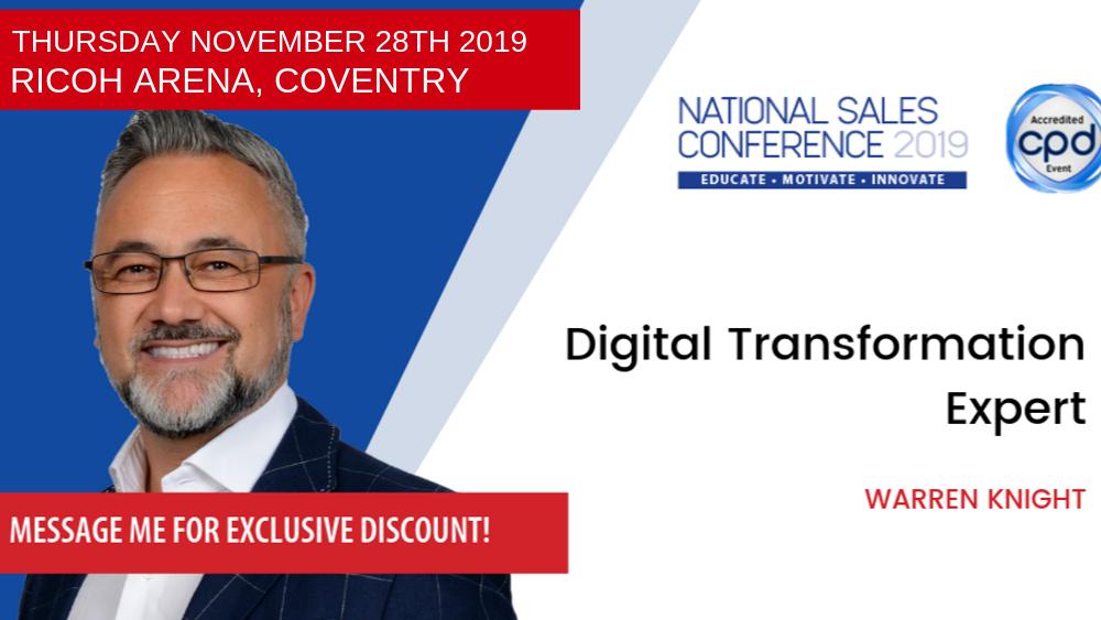 National Sales Conference Nov 2019
