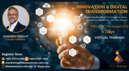 Innovation and Digital Transformation Workshop