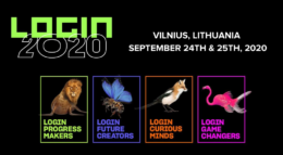 LOGIN 2020 - Vilnius Lithuania